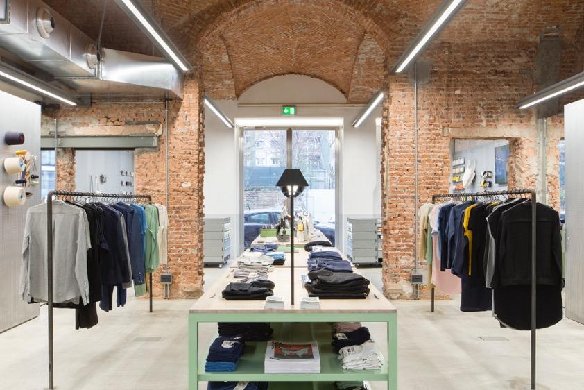 Il primo store Freitag in Italia - Foto