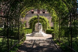 Palazzo Costabili_pozzo