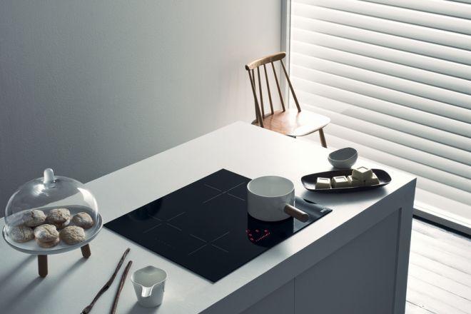 Il bello delle cucine a induzione - Living Corriere