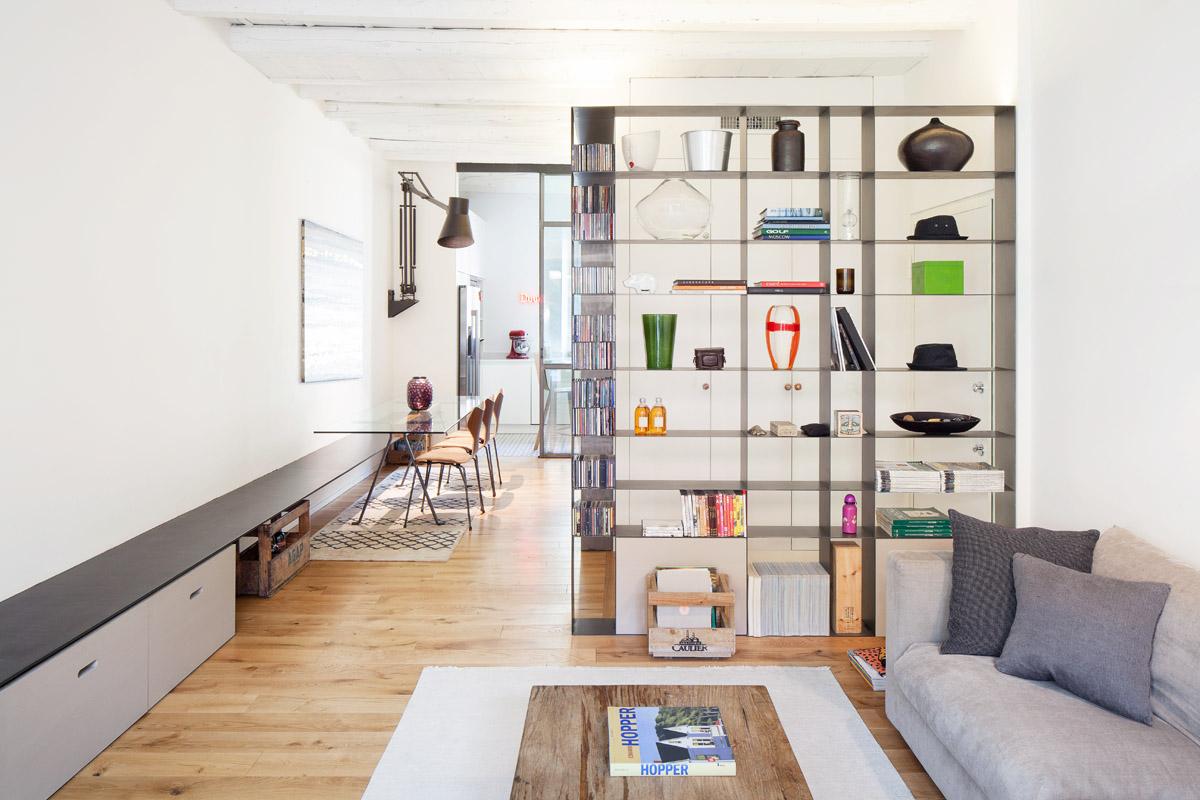 Interni Di Design Quasi Spaziale : Ristrutturare una casa di ringhiera a milano living corriere
