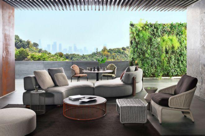 35 idee per arredare il giardino livingcorriere for Mobili per terrazzi e giardini
