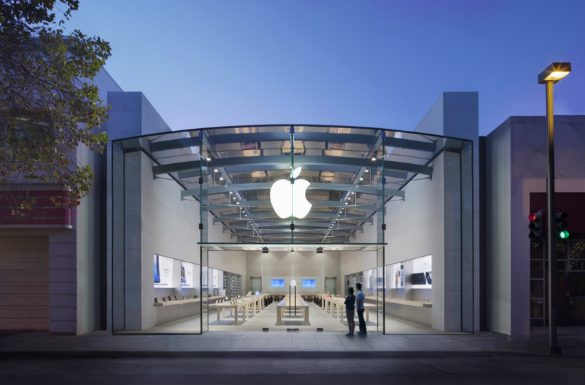 paloalto-apple-store-livingcorriere-Apple Store Palo Alto, California-2001_Janie Fitzgerald_Apple