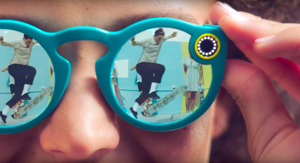snapchat glasses, Snap Inc.