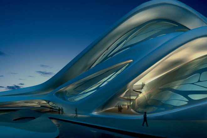 07_Zaha Hadid Architects_Unbuilt - Considering the Unbuilt Contributions to the Built Environment