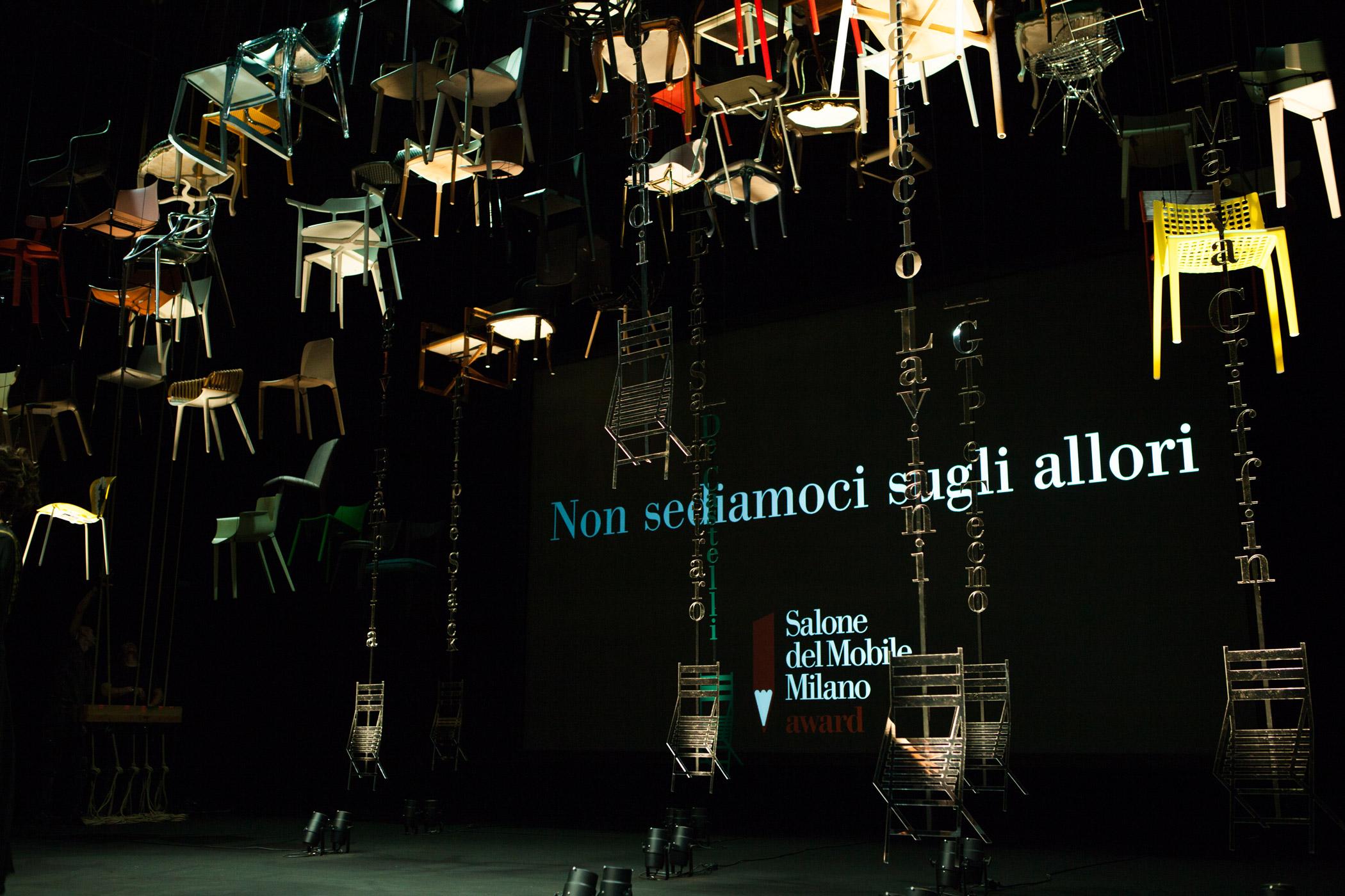 Salone del mobile milano award for Salone mobile parigi