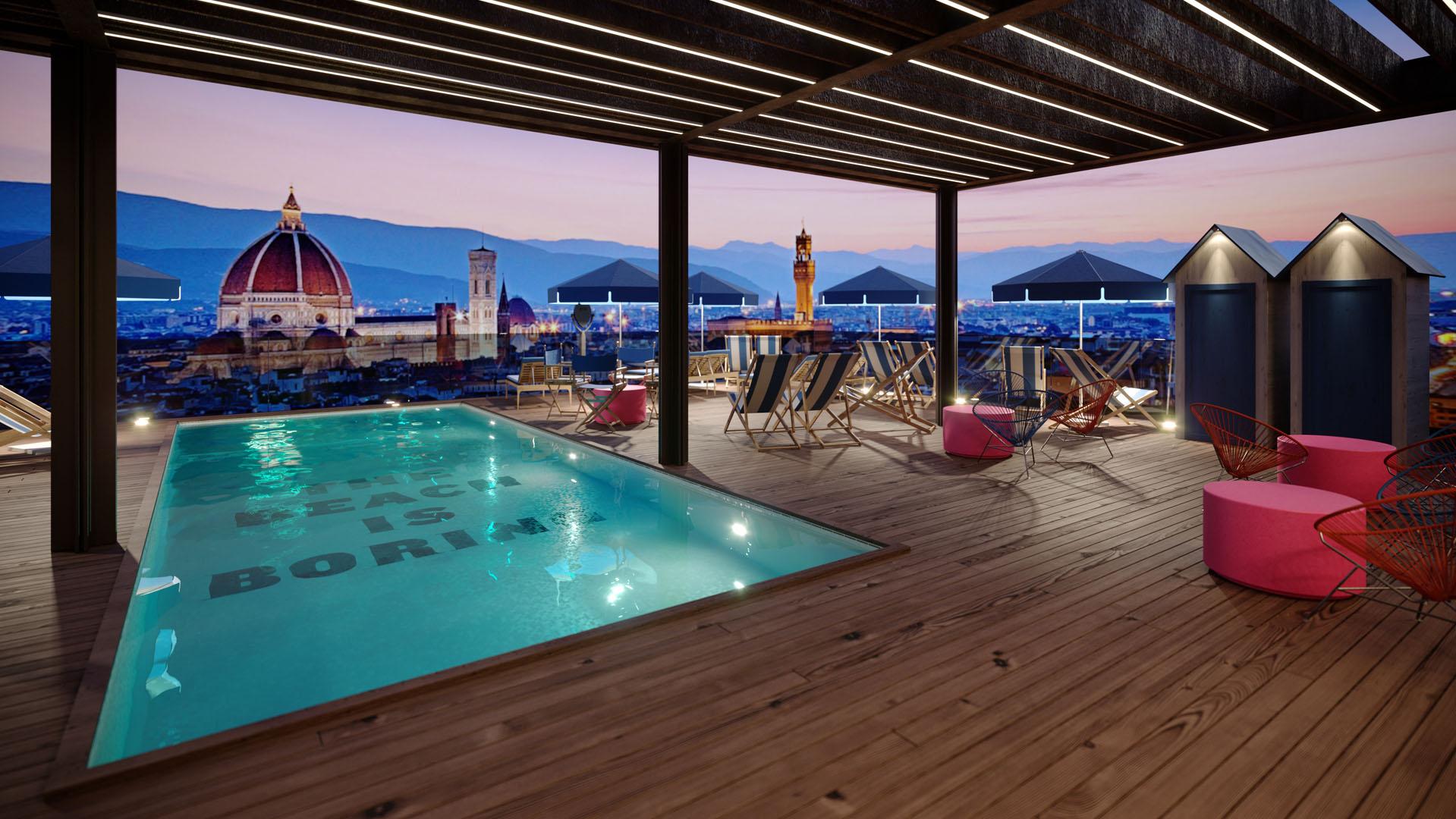 Le 15 più belle piscine di hotel - Foto
