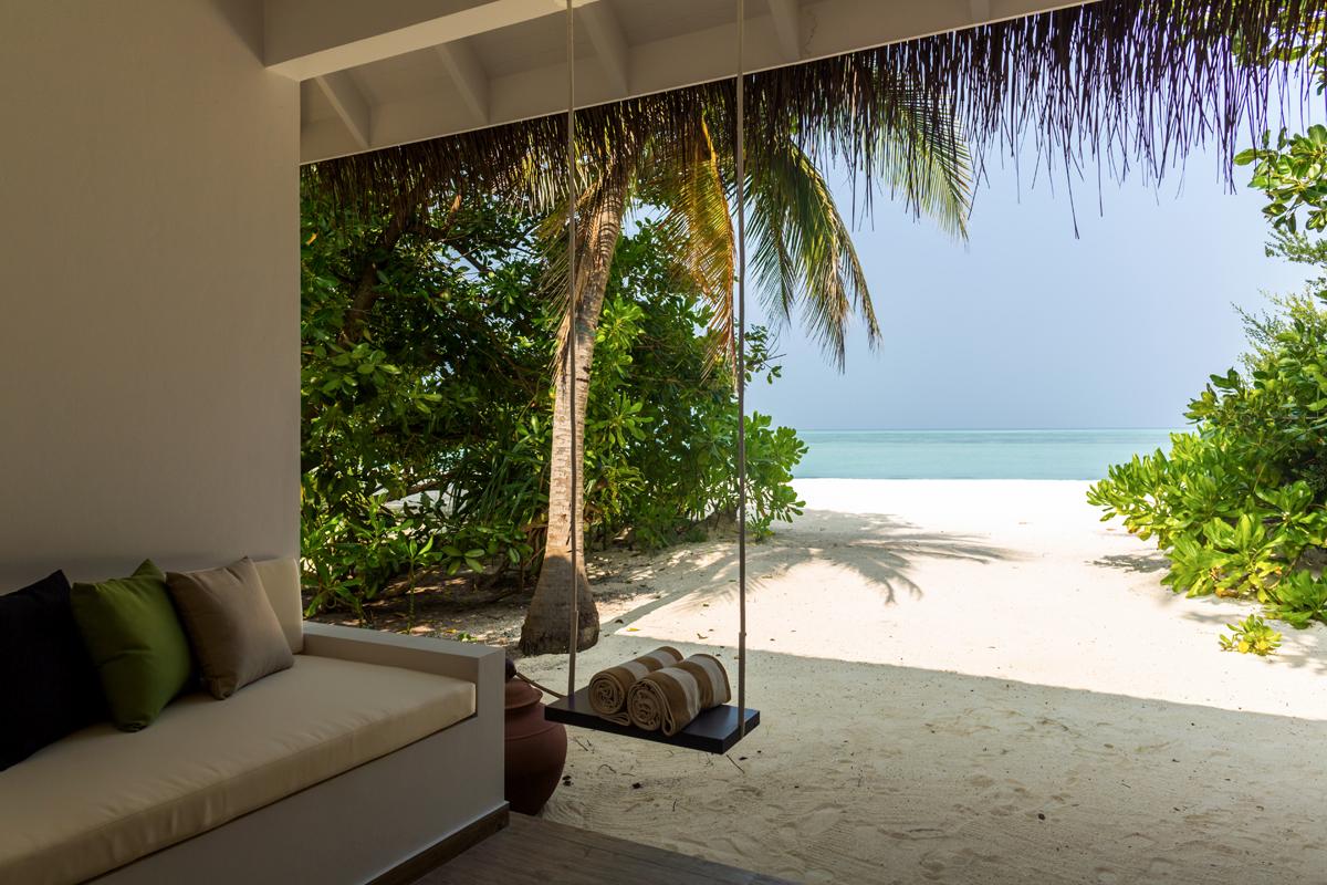 Resort di design alle maldive living corriere for Soggiorno alle maldive