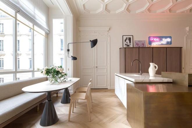 Sei cucine di interior decorator living corriere for Riviste di interior design