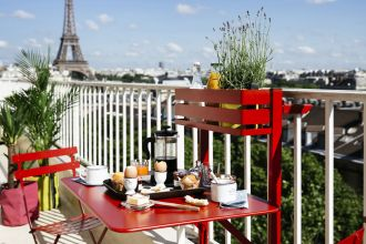 fermob Table balcon Bistro