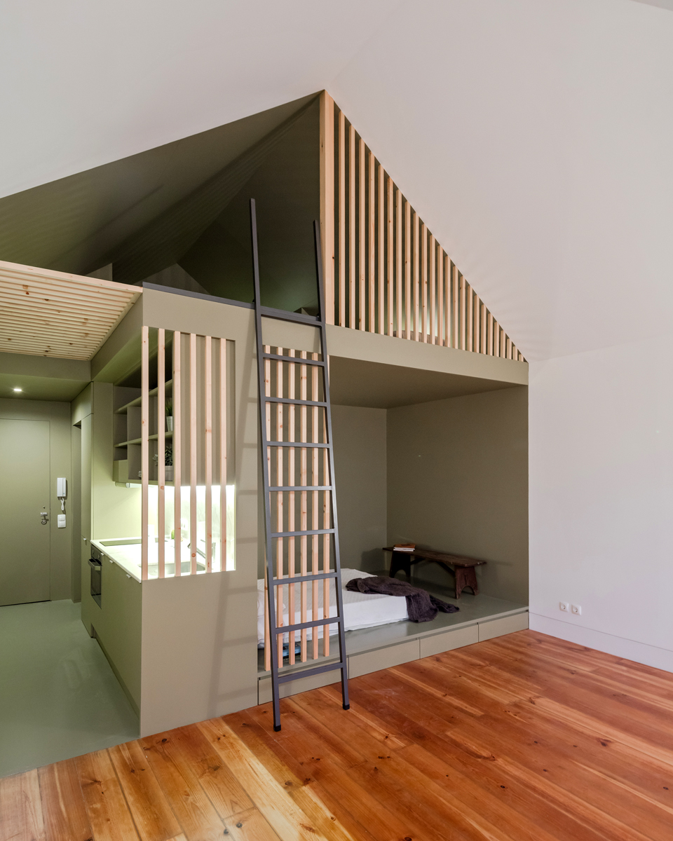 Idee salvaspazio per mini appartamenti living corriere for Corriere casa