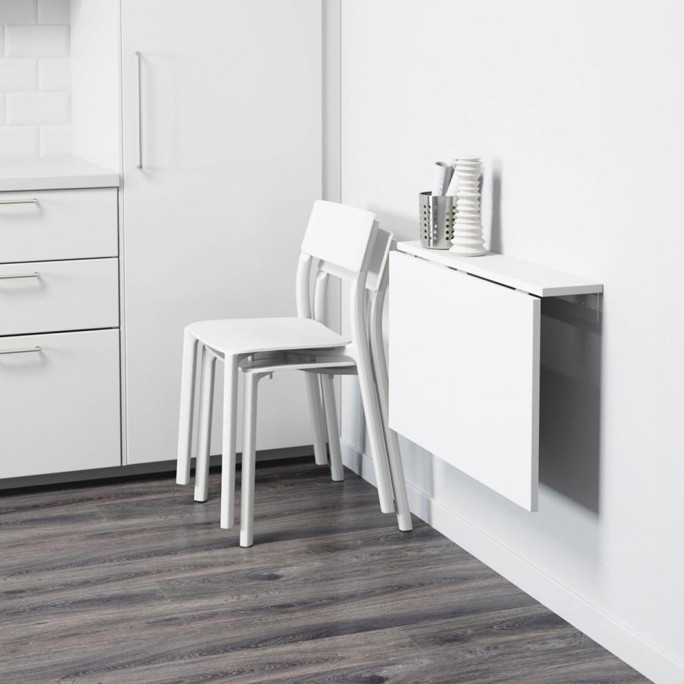Tavolino Che Diventa Tavolo Ikea 26 tavoli pieghevoli salvaspazio e di design (foto) - living
