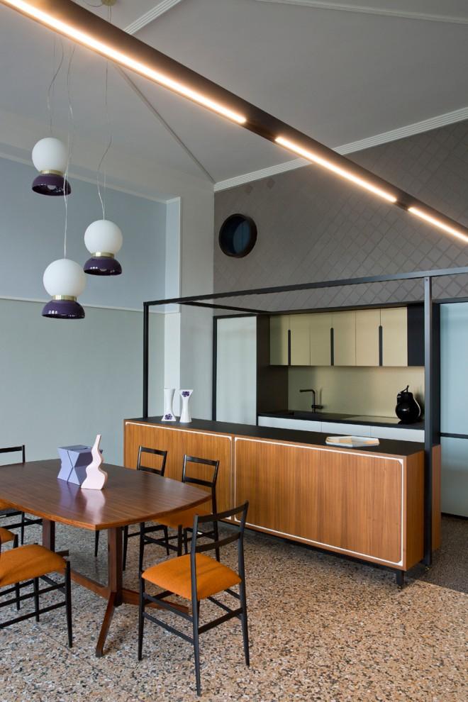 Tavolo Da Cucina In Marmo Anni 50.Sei Cucine Di Interior Decorator Living Corriere