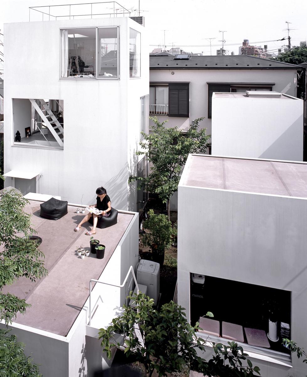 Moriyama House, Tokyo, Japan, 2006