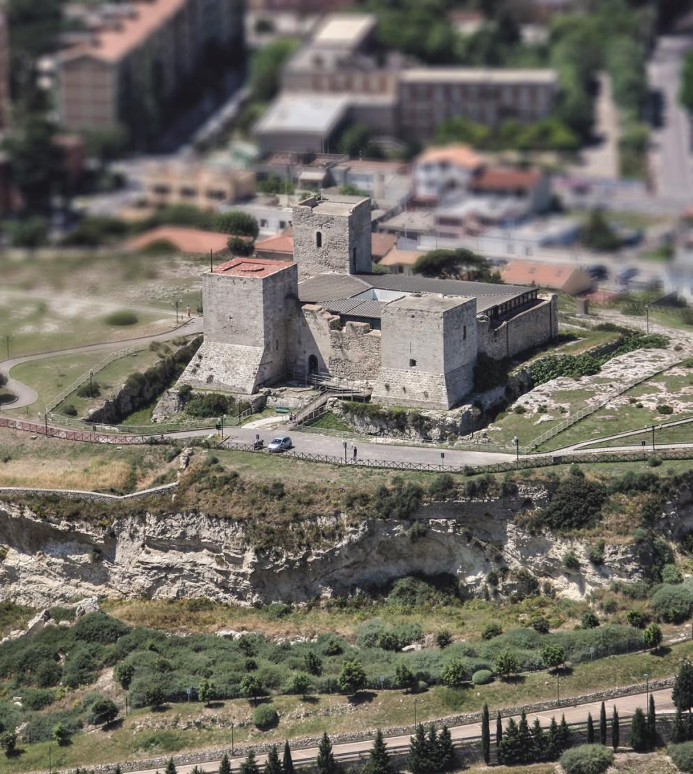 2. Parco e Castello di San Michele