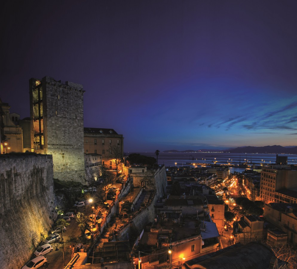 6. Vista panoramica dal quartiere Castello