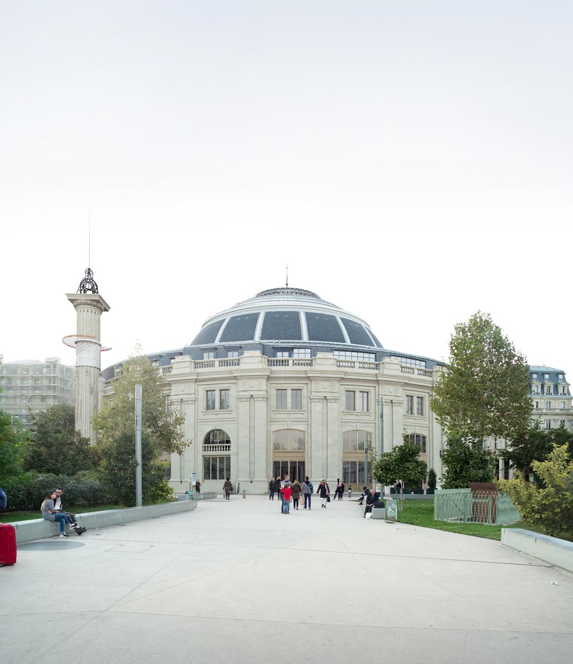 Bourse de Commerce di Parigi, il racconto di Tadao Ando - Foto