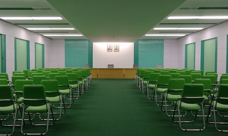 Vivere in un film di Wes Anderson - Foto