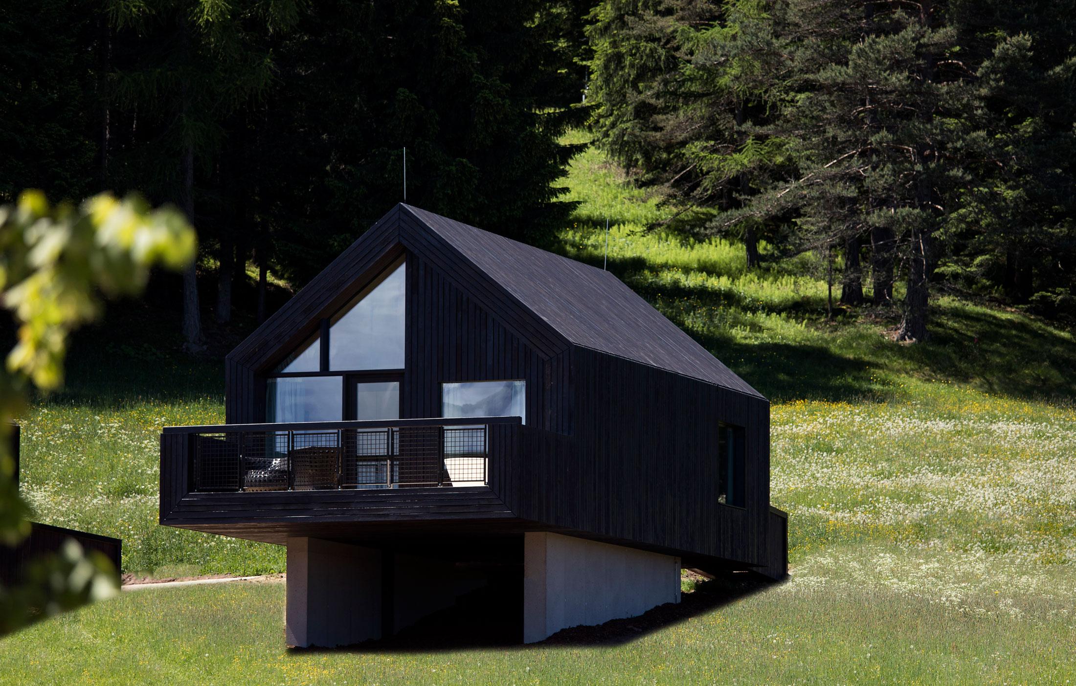 Hotel pf sl vista dolomiti tra tradizione alpina e design for Design della casa di 850 piedi quadrati