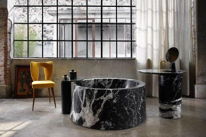 Arredo bagno mobili box doccia idee per arredare il for Corriere arredamento