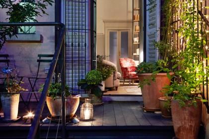 Arredamento d 39 interni le ispirazioni dalle case di design for Ristrutturare il giardino