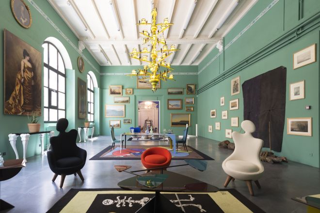 Foto Lothaire Hucki, villa Noailles 2017