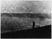 Mario Giacomelli La notte lava la mente, 1994-95 Stampa ai sali d'argento cm. 30 x 40
