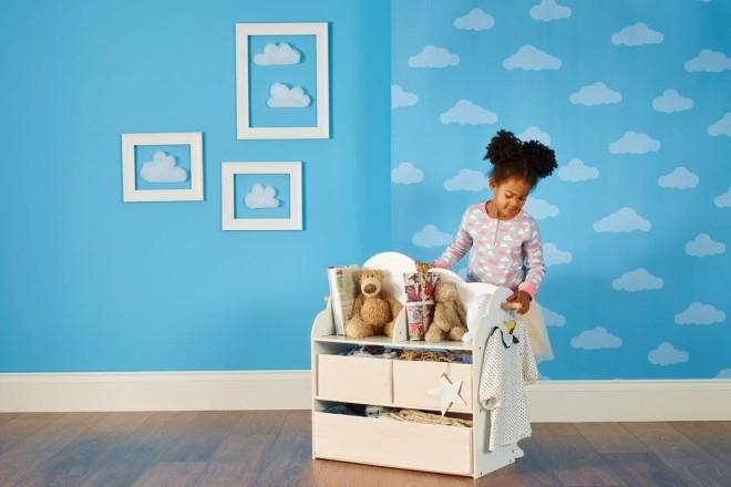 Mobili Portagiochi Per Bambini : Il restyling della cameretta livingcorriere