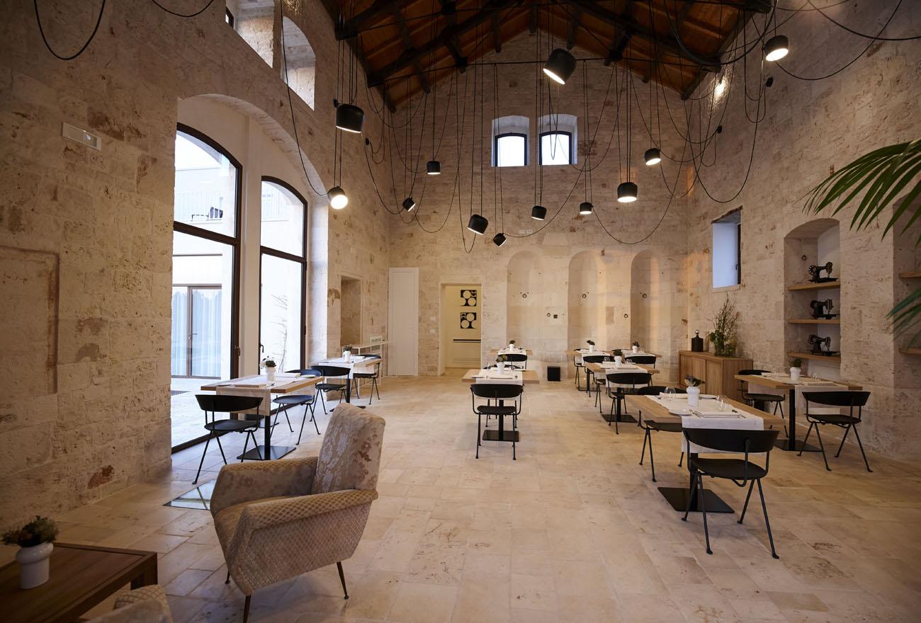 Design Hotel Il Berg Luxury Hotel Di Roma : Mazzarelli a polignano il resort dove tutto è su misura