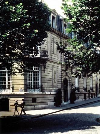 5 avenue Marceau Paris_facciata
