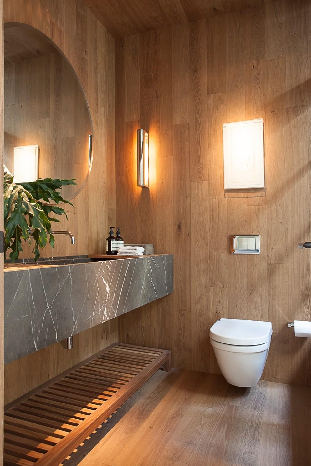 18 idee colore per la stanza da bagno living corriere for Idee per la stanza