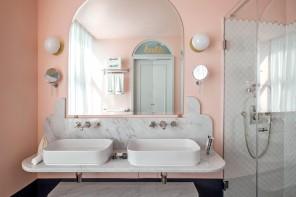 18 idee colore per la stanza da bagno