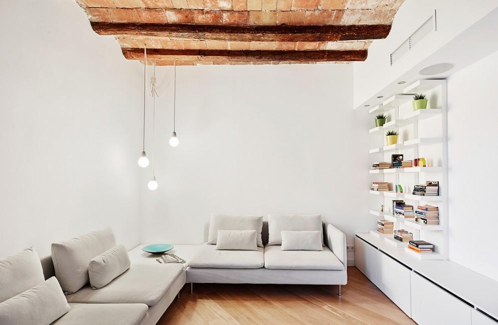 ristrutturazione-65-mq-barcellona-miel-arquitectos-living-corriere-10