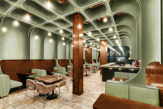 Foto Bluarch Architecture + interiors + lighting