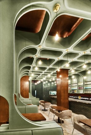 Foto Bluarch Architecture + interiors + lighting