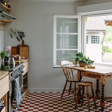A casa di gesa hansen e charles compagnon foto living for Corriere casa