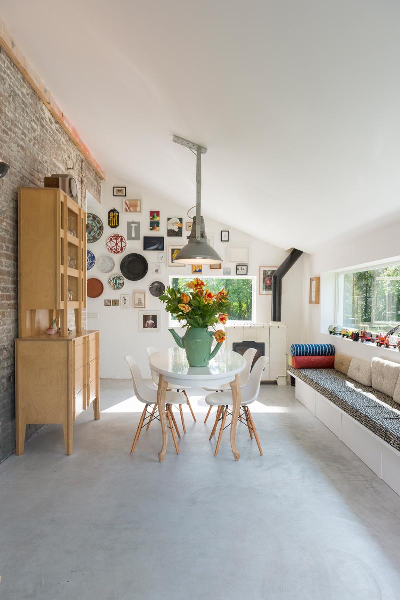 A Casa Di Kiki Van Eijk E Joost Van Bleiswijk Foto