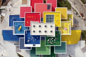 La Lego House di Bjarke Ingels
