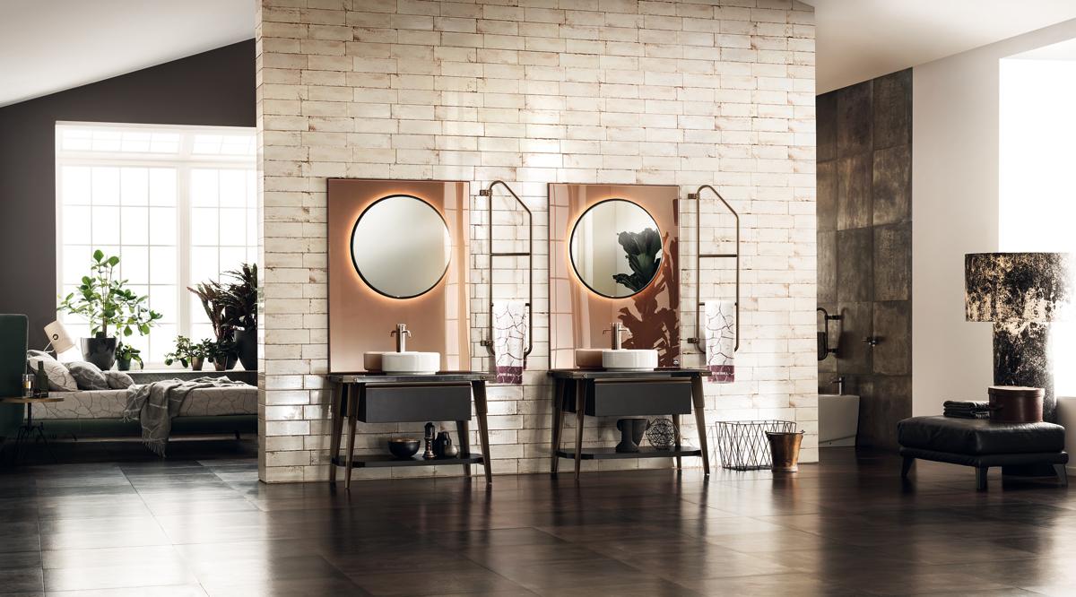 Scavolini rivoluziona il bagno - Idee arredamento bagno ...