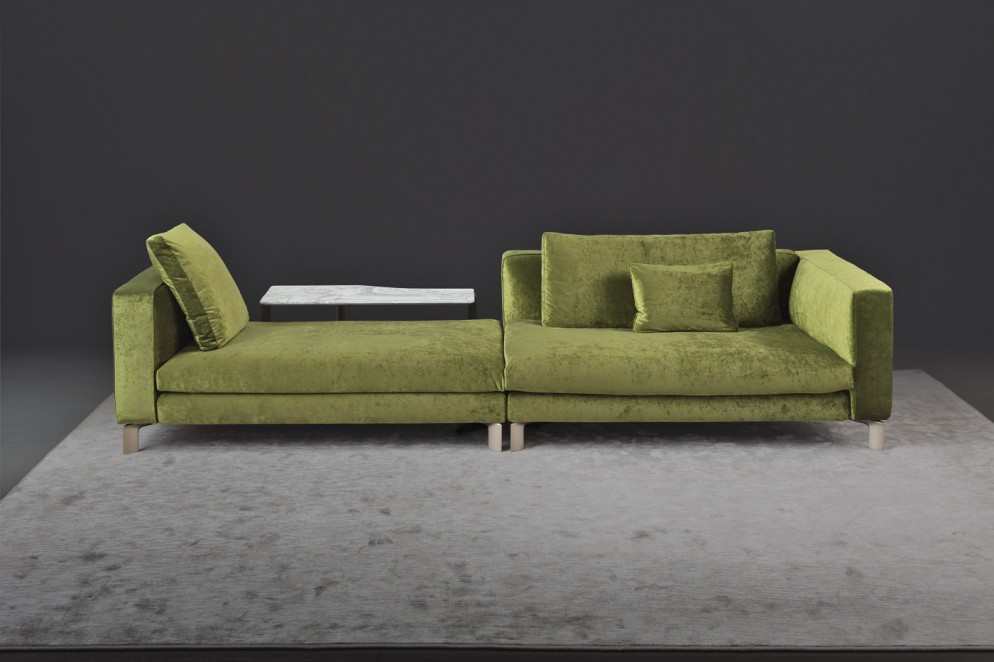 Foto divani in velluto | Foto 1 | LivingCorriere