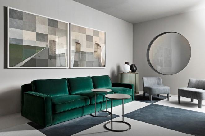 Foto divani in velluto foto 1 livingcorriere for Catalogo meridiani