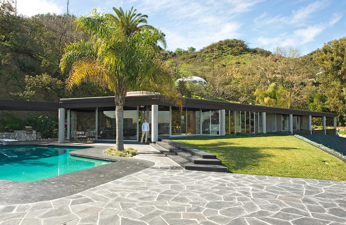 Harpel House, la casa di Mark Haddawy a Hollywood – Living ...