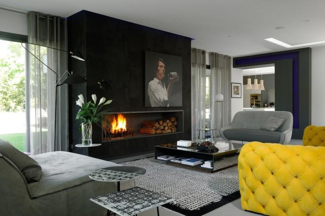 Come arredare una stanza con il camino livingcorriere for Living con camino