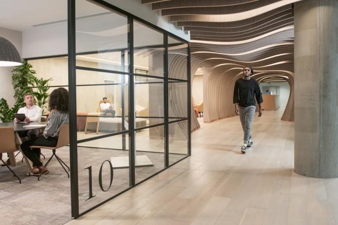 Gli uffici pi belli del 2017 living corriere for Design ufficio