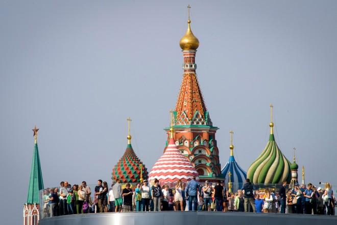 Foto YURI KADOBNOV/AFP/Getty Images