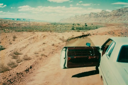 01_ Press Images l Wim Wenders l Valley of the Gods, Utah, 1977 copia