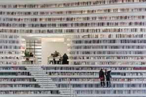 La biblioteca infinita di MVRDV