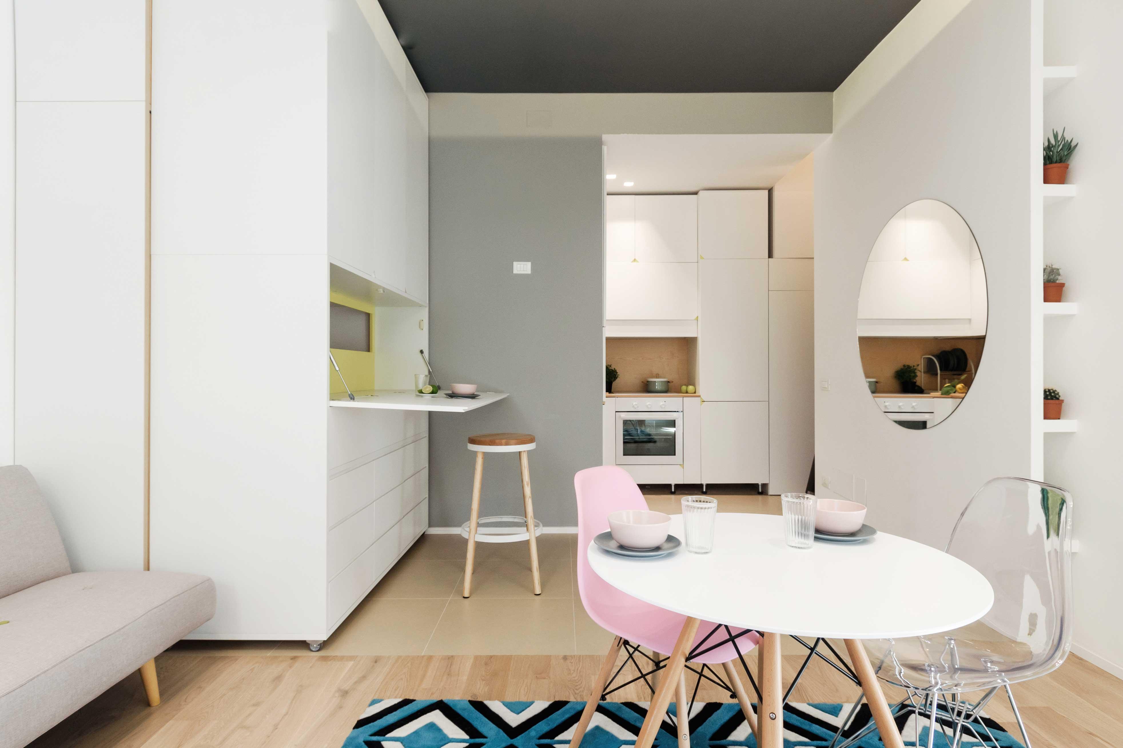 Mobili Per Casa Piccola : Ristrutturare una casa piccola articoli livingcorriere