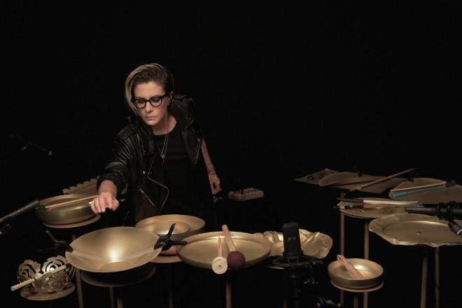 Chiara Luzzana - The New ALESSI Collection Soundtrack - EXTRA ORDINARY METAL ORCHESTRA - www.chiaraluzzana.com