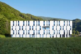 Schülerwohnheim Burgeis, Architekt Werner Tscholl, Morter 2016