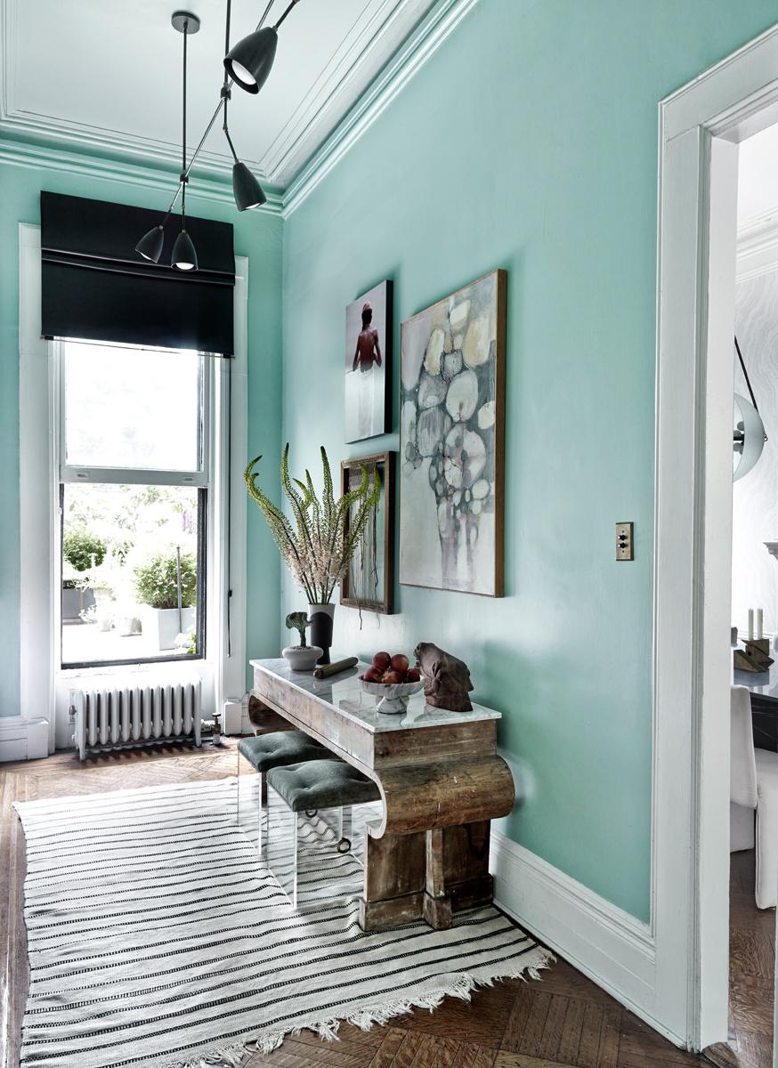 La casa di brooklyn dei designer apparatus foto living for Casa corriere